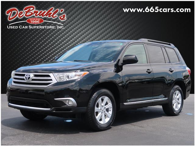 2011 Toyota Highlander for sale by dealer