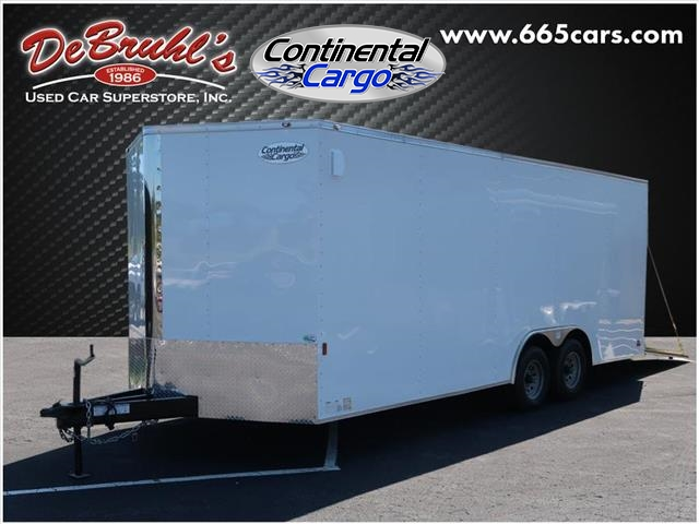 2020 Continental Cargo 8.5X20 TA Cargo Trailer (New) for sale by dealer