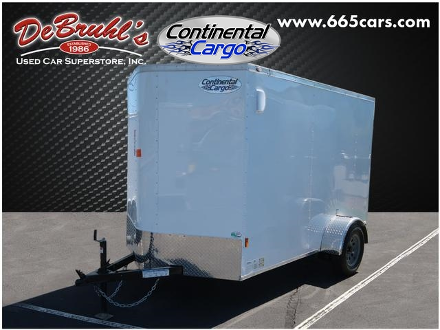 2020 Continental Cargo 6X10 SA Cargo Trailer (New) for sale by dealer
