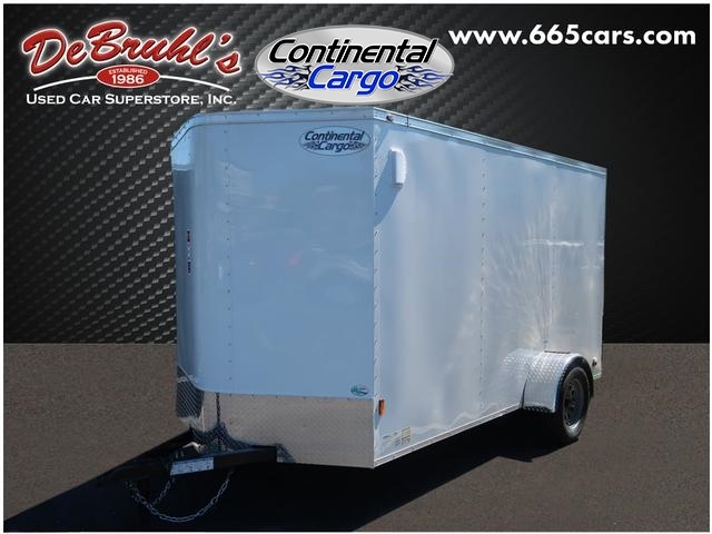 2020 Continental Cargo 6X12 SA Cargo Trailer (New) for sale by dealer