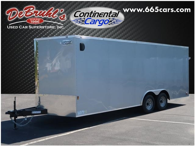 2020 Continental Cargo 8.5X20 TA3 Cargo Trailer (New) for sale by dealer