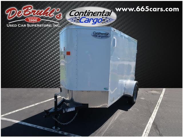 2020 Continental Cargo 5X8 SA Cargo Trailer (New) for sale by dealer