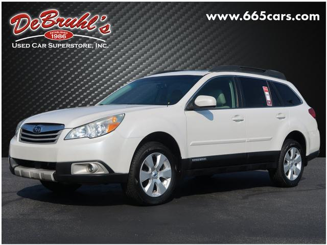 2011 Subaru Outback 2.5i Limited for sale by dealer