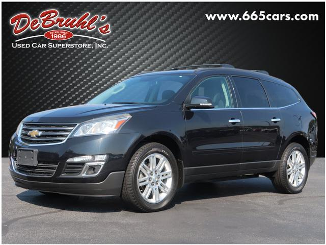 2014 Chevrolet Traverse LT for sale by dealer