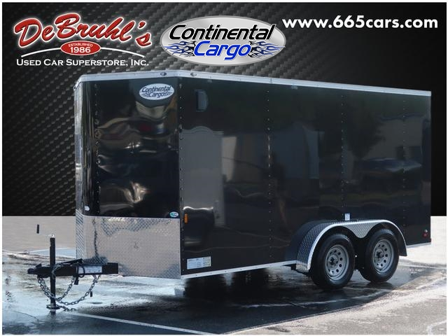 2020 Continental Cargo 7X14 TA2 Cargo Trailer (New) for sale by dealer