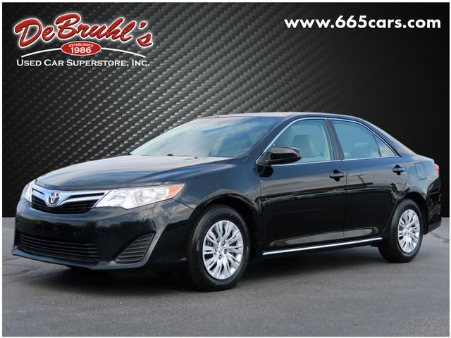 2014 Toyota Camry LE for sale by dealer