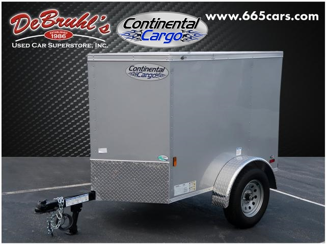 2020 Continental Cargo 4X6 SA Cargo Trailer (New) for sale by dealer