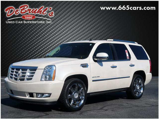2010 Cadillac Escalade Premium for sale by dealer