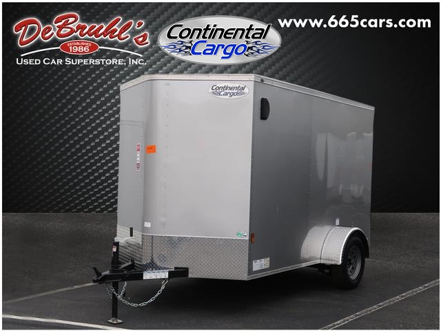 2020 Continental Cargo GANS6X10 SA Cargo Trailer (New) for sale by dealer