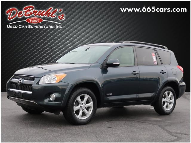 2011 Toyota RAV4 Limited for sale by dealer