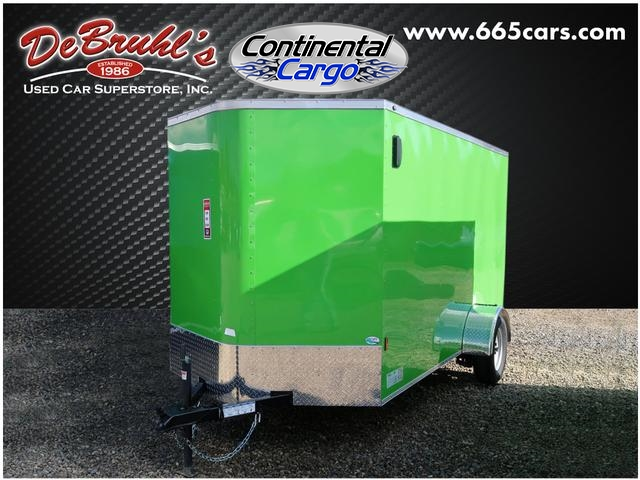 2020 Continental Cargo 6x12sa Cargo Trailer (New) for sale by dealer