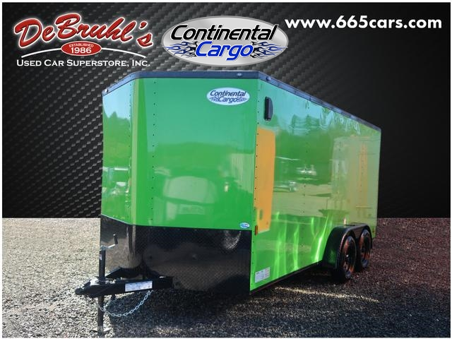 2020 Continental Cargo CC716TA2 Cargo Trailer (New) for sale by dealer
