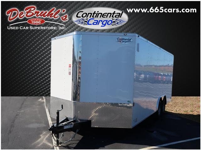2020 Continental Cargo CC8.520TA2 Cargo Trailer (New) for sale by dealer