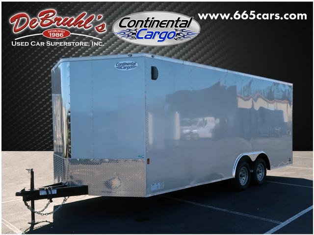 2020 Continental Cargo CC8.5X20TA2 Cargo Trailer (New) for sale by dealer