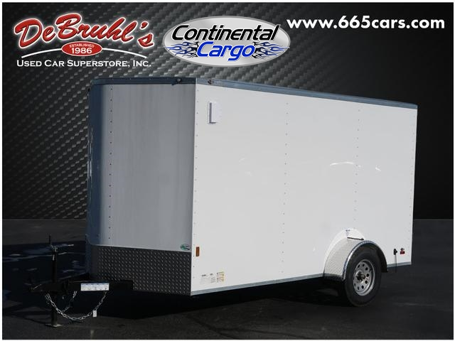 2020 Continental Cargo Cc6x12sa Cargo Trailer (New) for sale by dealer