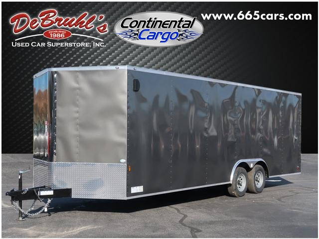 2020 Continental Cargo Cc8.5x24ta3 Cargo Trailer (New) for sale by dealer