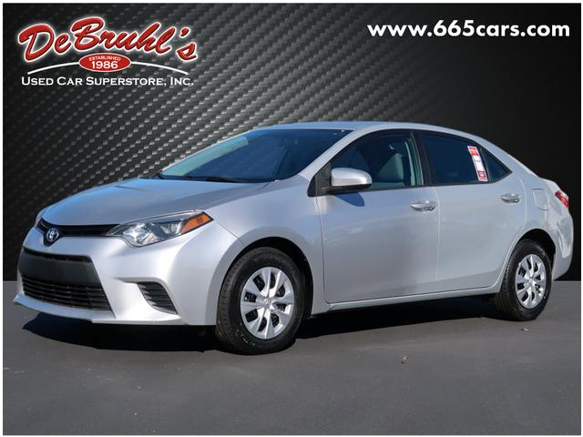 2014 Toyota Corolla L for sale by dealer