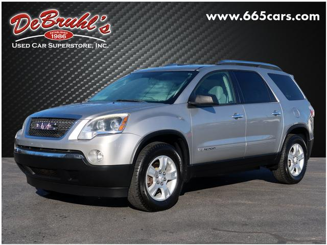 2008 GMC Acadia SLE-1 for sale by dealer