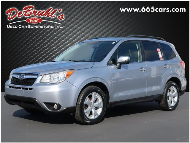 2014 Subaru Forester 2.5i Touring for sale by dealer