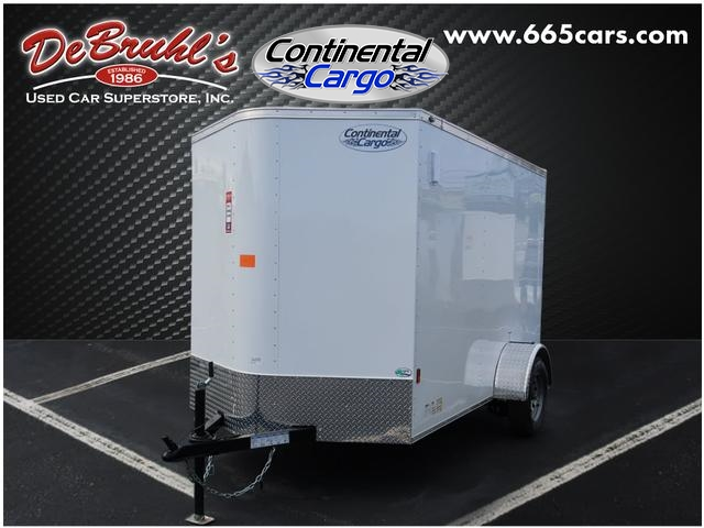 2020 Continental Cargo CC6x10SA Cargo Trailer (New) for sale by dealer