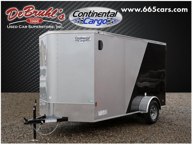 2021 Continental Cargo CC6x12SA Cargo Trailer (New) for sale by dealer