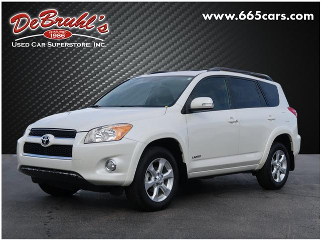 2010 Toyota RAV4 Limited for sale by dealer