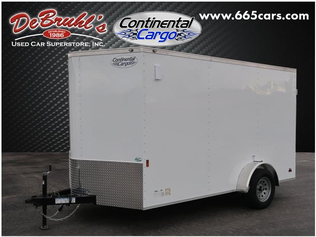 2020 Continental Cargo 7x12 Ta2 Cargo Trailer (New) for sale by dealer