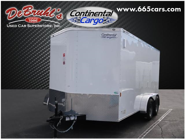 2021 Continental Cargo CC714TA2 Cargo Trailer (New) for sale by dealer