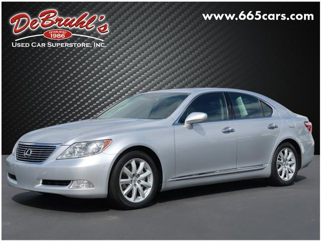 2007 Lexus LS 460 Base for sale by dealer
