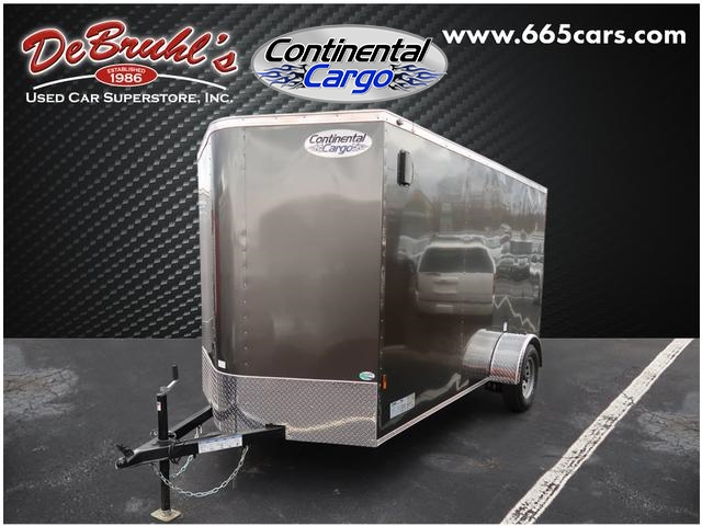 2021 Continental Cargo 6x12sa Cargo Trailer (New) for sale by dealer