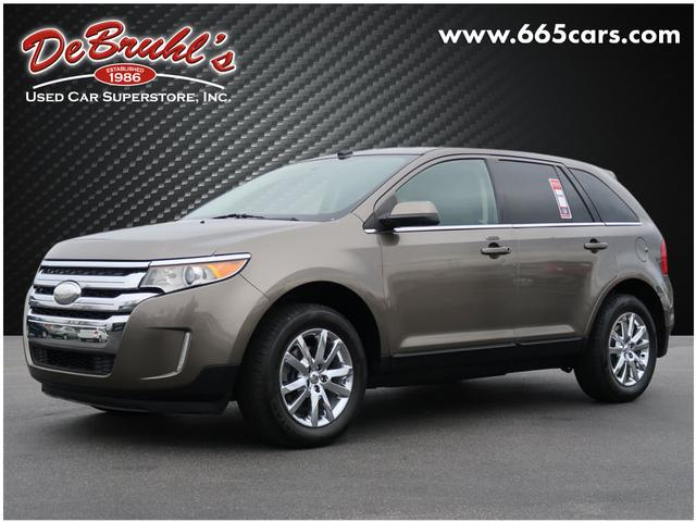 2013 Ford Edge Limited for sale by dealer