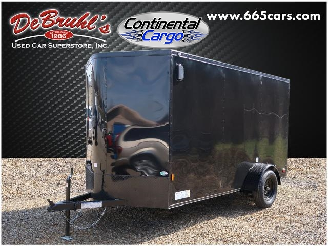 2021 Continental Cargo CC612SA Cargo Trailer (New) for sale by dealer