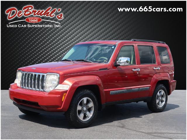 2008 Jeep Liberty Sport for sale by dealer