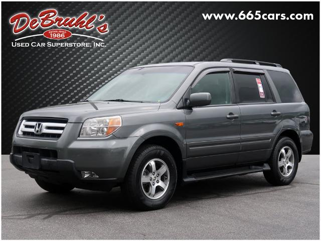 2008 Honda Pilot EX-L w/DVD for sale by dealer