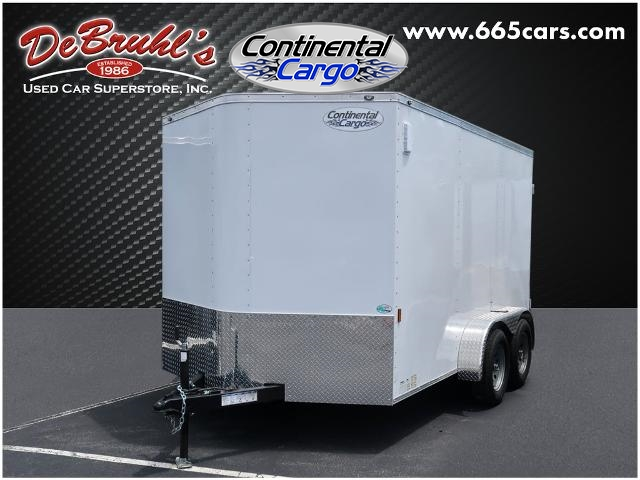 2021 Continental Cargo CC712TA2 Cargo Trailer (New) for sale by dealer