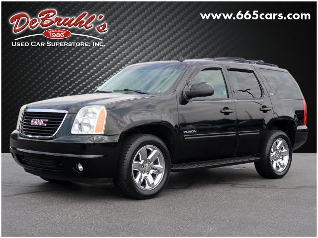 2010 GMC Yukon SLT for sale by dealer