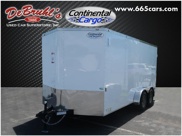 2021 Continental Cargo CC716TA2 Cargo Trailer (New) for sale by dealer