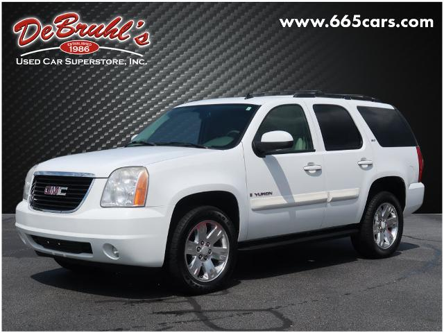2008 GMC Yukon SLT for sale by dealer