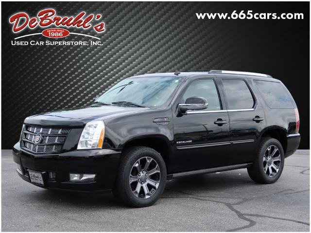 2013 Cadillac Escalade Premium for sale by dealer