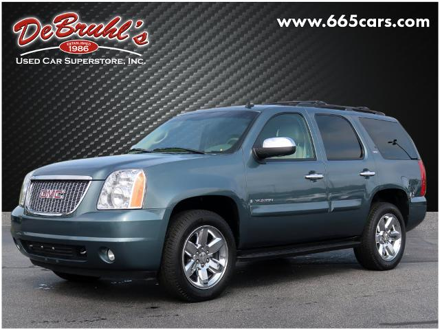 2009 GMC Yukon SLT for sale by dealer