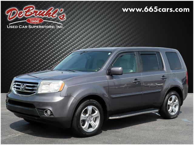 2014 Honda Pilot EX-L for sale by dealer