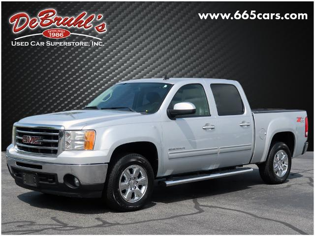 2013 GMC Sierra 1500 SLT for sale by dealer