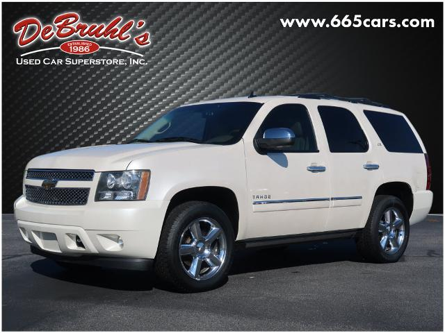 2011 Chevrolet Tahoe LTZ for sale by dealer