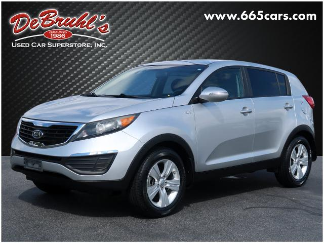 2012 Kia Sportage LX for sale by dealer