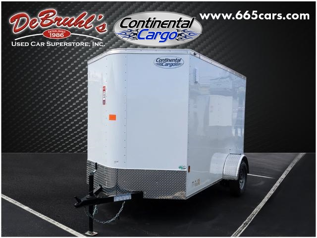 2021 Continental Cargo CC610SA Cargo Trailer (New) for sale by dealer