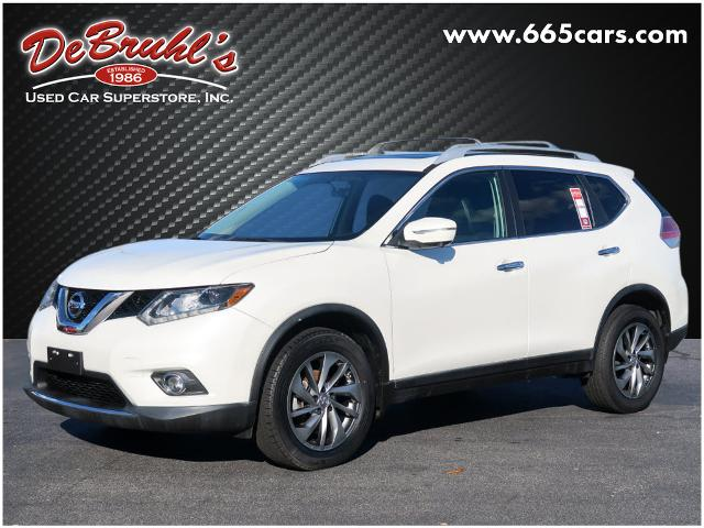 2015 Nissan Rogue SL for sale by dealer