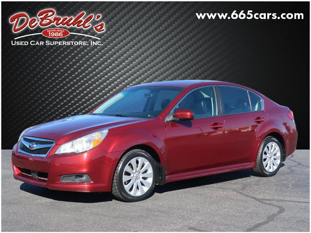 2011 Subaru Legacy 2.5i Limited for sale by dealer