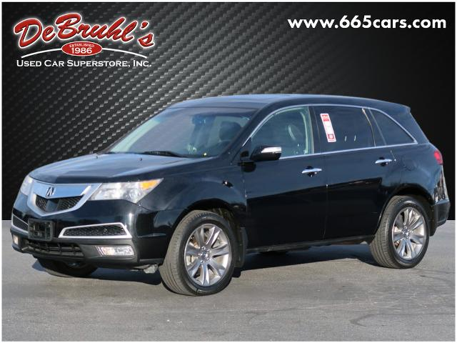 2011 Acura MDX SH-AWD w/Advance for sale by dealer