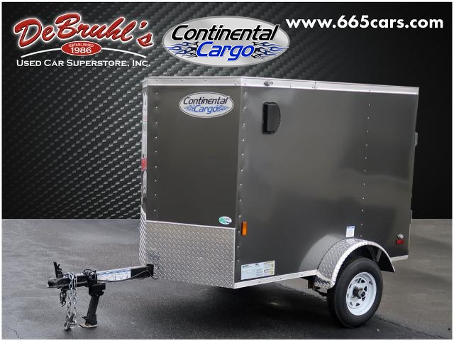 2021 Continental Cargo CC46SA Cargo Trailer (New) for sale by dealer