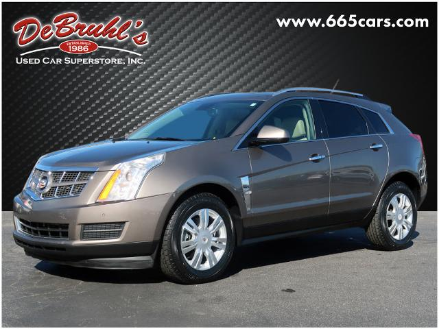 2012 Cadillac SRX Luxury Collection for sale by dealer